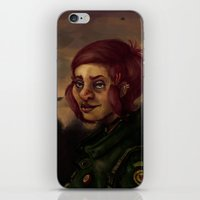 aliens iPhone & iPod Skins featuring Aliens by Tapioles II