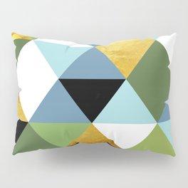 Geometric Abstract 81 Pillow Sham