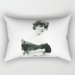 Lillian Gish Rectangular Pillow