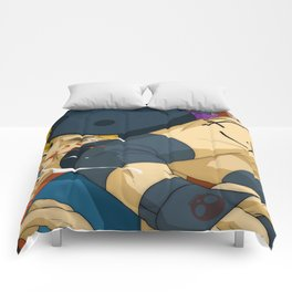 Derby Girls 05 Comforters