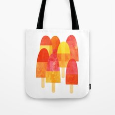 Ice Lollies Tote Bag