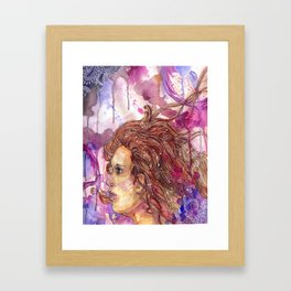 Vitality Framed Art Print