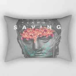Loving & Saving Rectangular Pillow