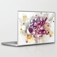 earthbound Laptop & iPad Skins featuring Summer Nights by Travis Clarke