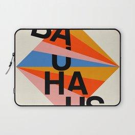 BAUHAUS POSTER - Mid century modern, mid-century wall art, print, geometric wall art, abstract wall Laptop Sleeve
