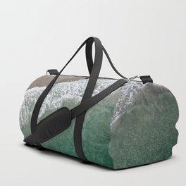 Wrightsville Beach Waves Duffle Bag