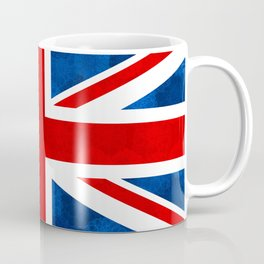 Union Jack, UK flag, United Kingdom flag Coffee Mug