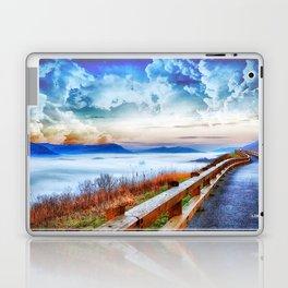 Window To The World Laptop & iPad Skin