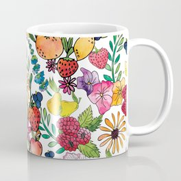 Fruits in the Forest Coffee Mug
