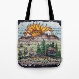New Sunrise Tote Bag