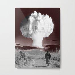 The Long Way Home - Yojimbo Metal Print