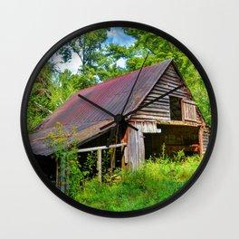Russell Farm Wall Clock