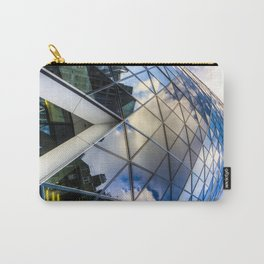 The Gherkin London Carry-All Pouch