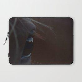 Horse Eye Laptop Sleeve
