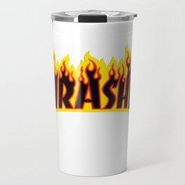 Thrashe Fire Travel Mug