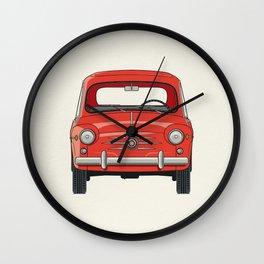 Automobile Zastava 750 - Zastava Wall Clock