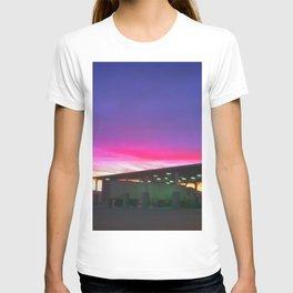 Gasoline Sky T-shirt