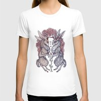 rare T-shirts featuring Rare Hearts by Caitlin Hackett