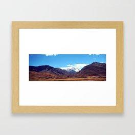 Near sky Framed Art Print