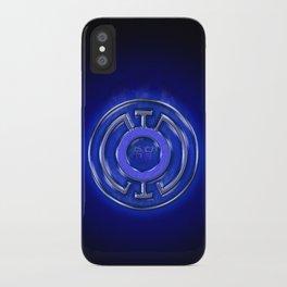 Blue Lantern Corp (Hope) iPhone Case