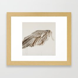 Air element Framed Art Print