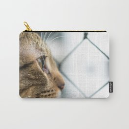 Cat Tax Carry-All Pouch