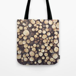If I wood, wood you? Tote Bag