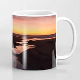 Reflecting on Life's Twists and Turns Coffee Mug