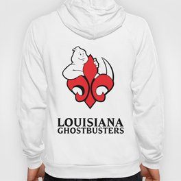 Louisiana Ghostbusters Hoody