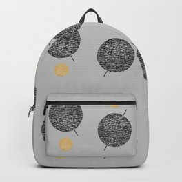 Saturn Abstract #society6 #decor #buyart Backpack