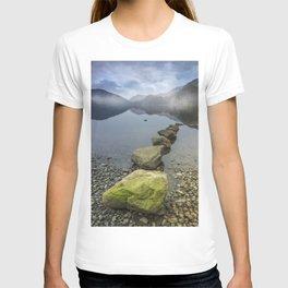 Llyn Gwynant Stepping Stones T-shirt