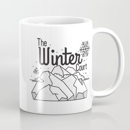 The Winter Court Coffee Mug