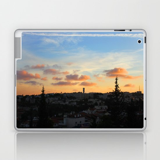Jerusalem of Light Laptop & iPad Skin