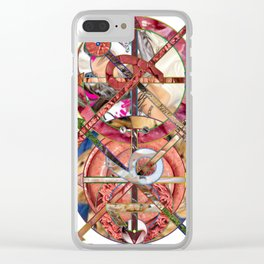 16 to 9 a Clear iPhone Case