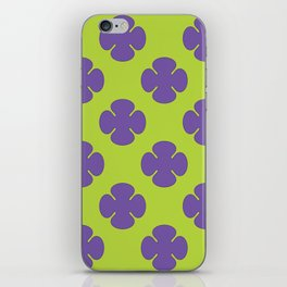 Patrick's clothes iPhone Skin