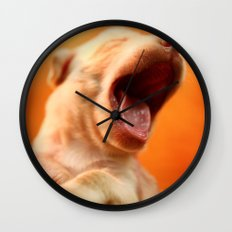 Labadorable No. 02 Wall Clock