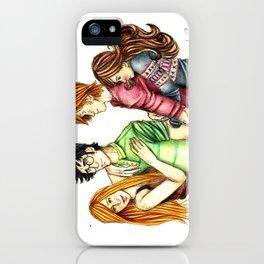 Living iPhone Case