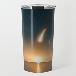 SpaceX Launch Travel Mug