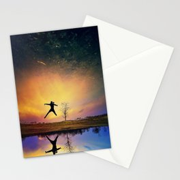 The Magic Of Your Smile  Stationery Cards