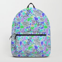 Electric Party Blues Backpack