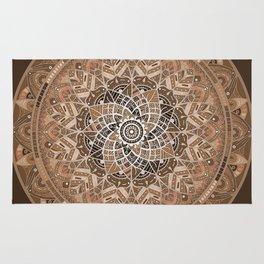 Terra Mandala Rug