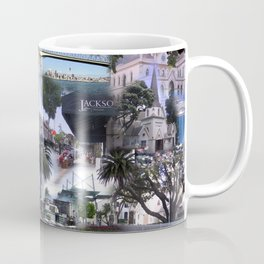 New Zealand Collage Coffee Mug