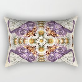 Deadly Daisies Rectangular Pillow