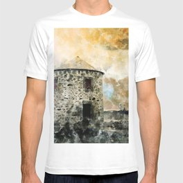 The old windmill T-shirt