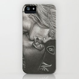 Mrs. Carter Two  iPhone Case