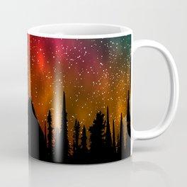 Mountains Stras Coffee Mug