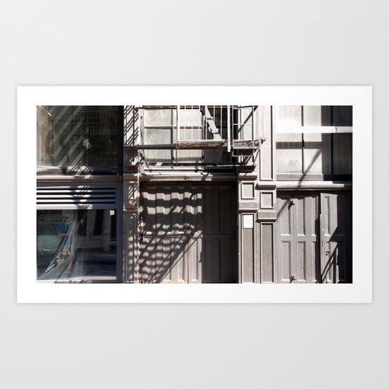 SoHo 2 Art Print