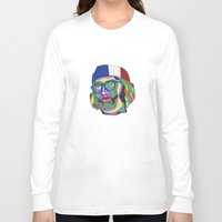 america Long Sleeve T-shirts featuring America by Masonjohnson