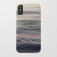 hakuna iPhone & iPod Cases featuring Hakuna Matata by Christine Hall