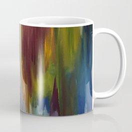 The Messenger Abstract Coffee Mug